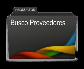 Busco proveedores productos folder 1