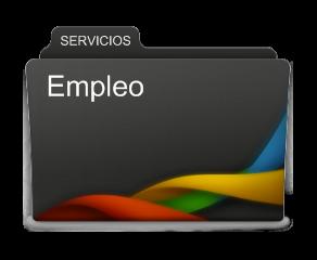 Empleo folder servicios